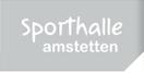 Sporthalle Amstetten